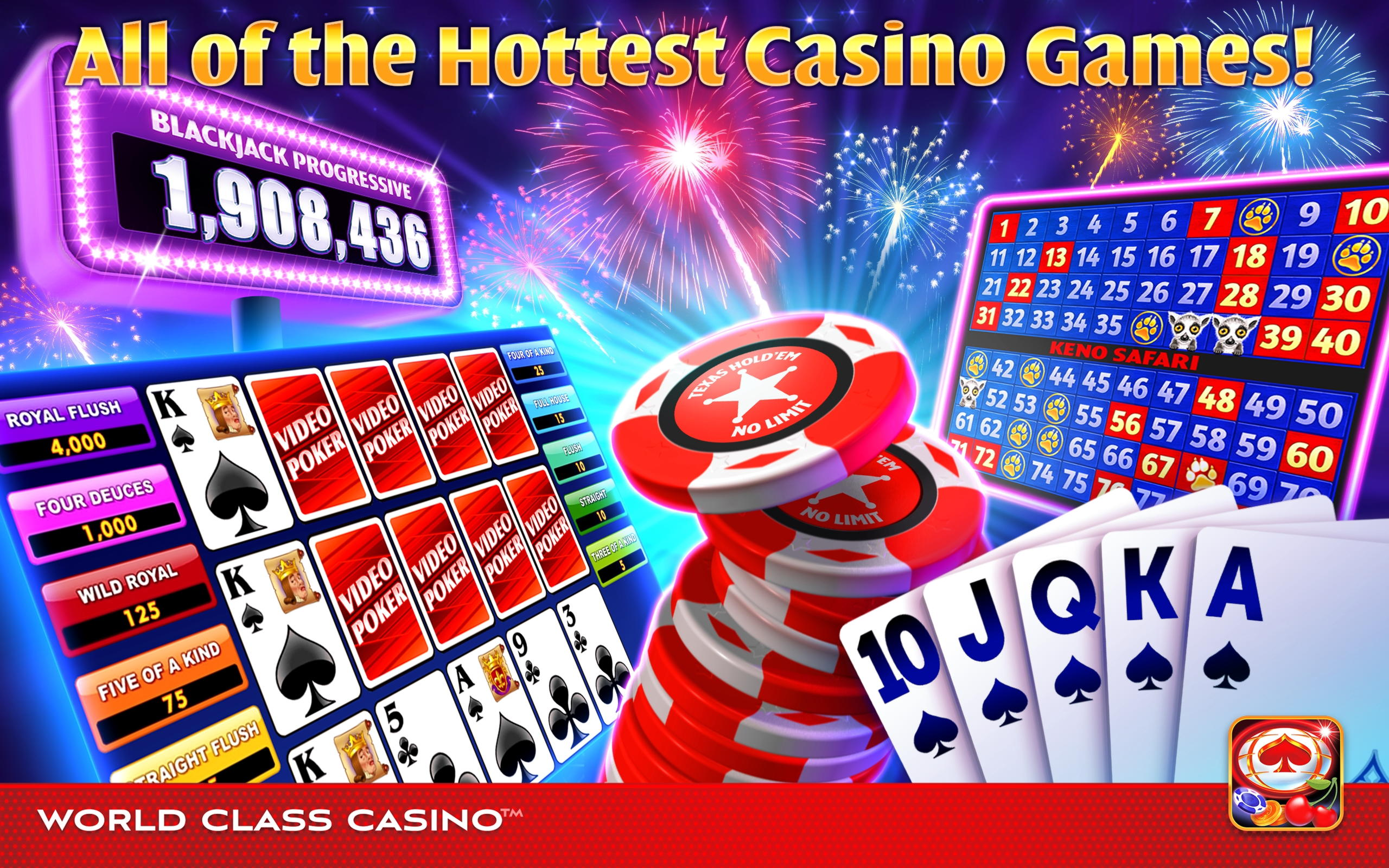 $4665 NO DEPOSIT BONUS CASINO at Lucky Nugget Casino