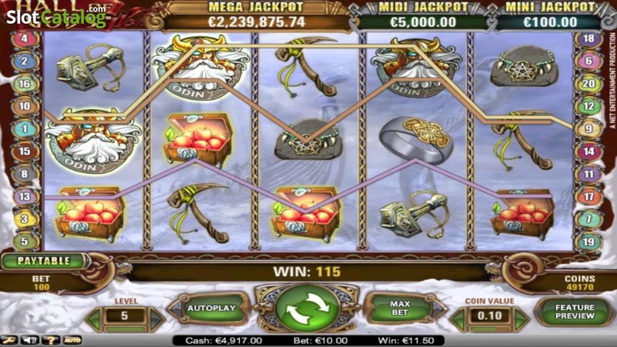 EURO 520 Mobile freeroll slot tournament at Royal Vegas Casino