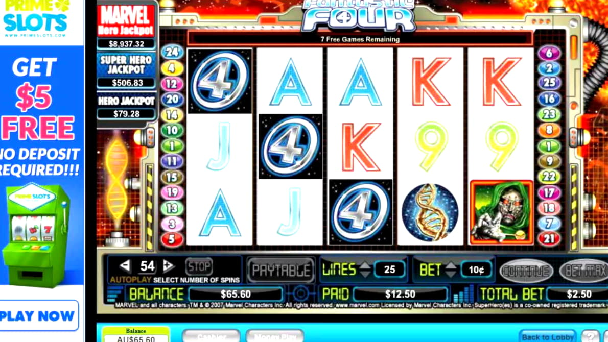 235% Casino Welcome Bonus at Platinum Play Casino