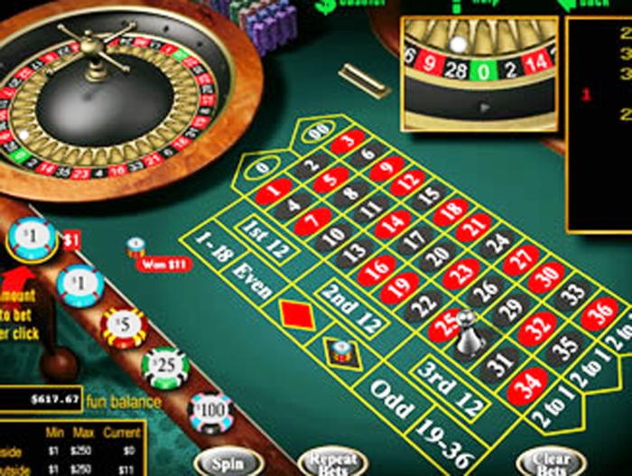 $1930 No deposit casino bonus at Vegas Palms Casino