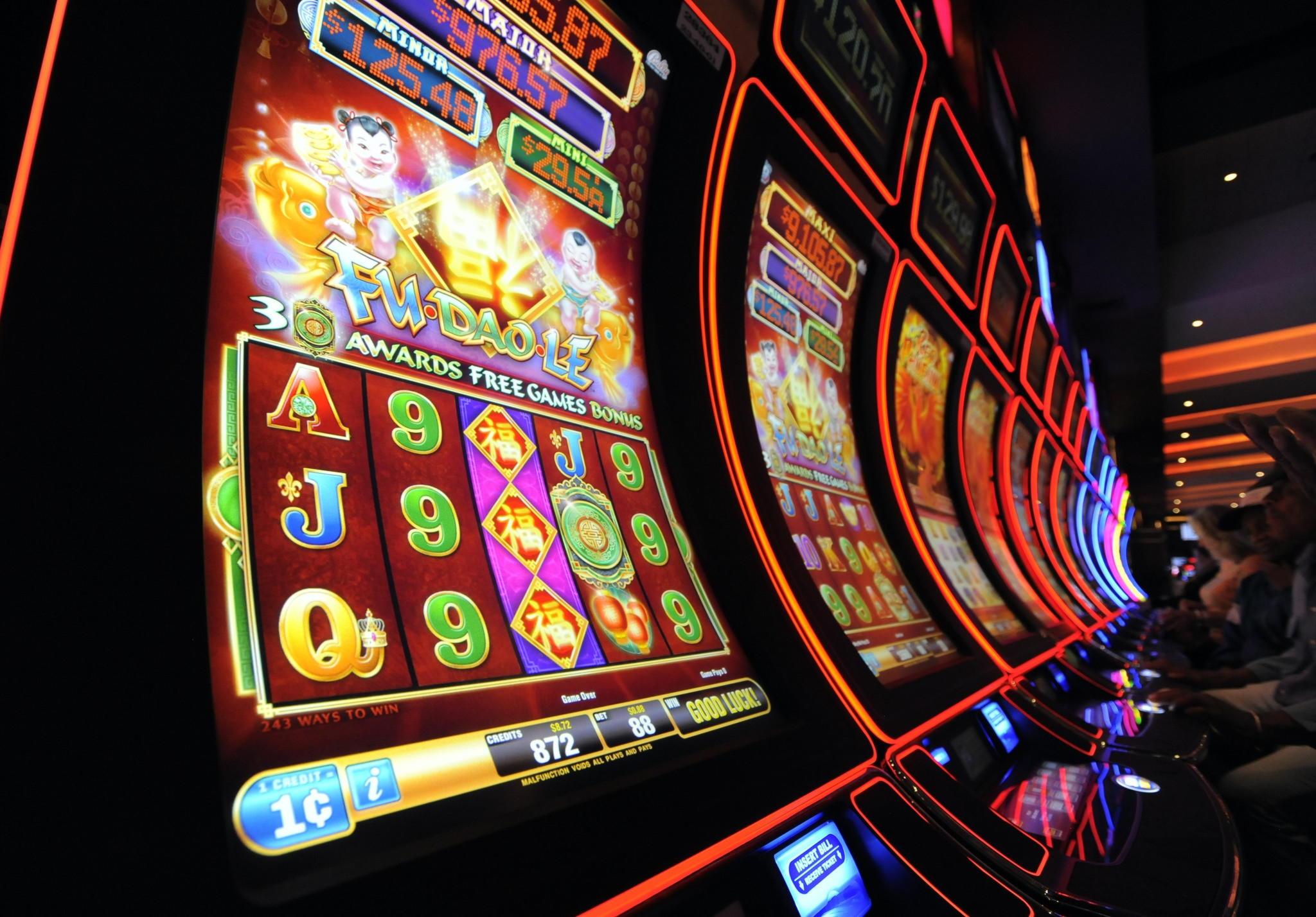80 Free casino spins at Casino com