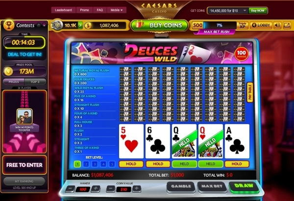 135 free spins casino at Jackpot City Casino