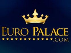 195% Casino match bonus at Euro Palace Casino