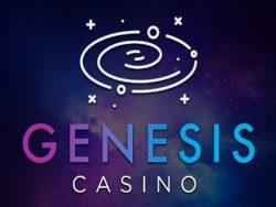 105 free spins no deposit at Genesis Casino