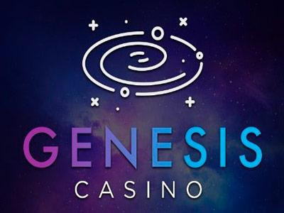Genesis Casino captura de pantalla