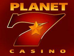 £310 Free chip casino at Planet 7 Casino