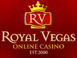 215% Best signup bonus casino at Royal Vegas Casino