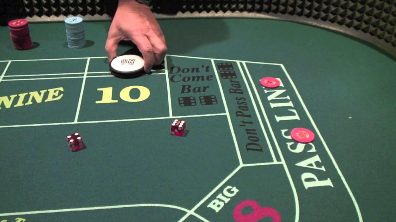Craps Basics From a Casino Insider