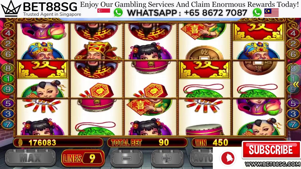 God of Wealth Slot Online - # 1 Singapore Online Casino