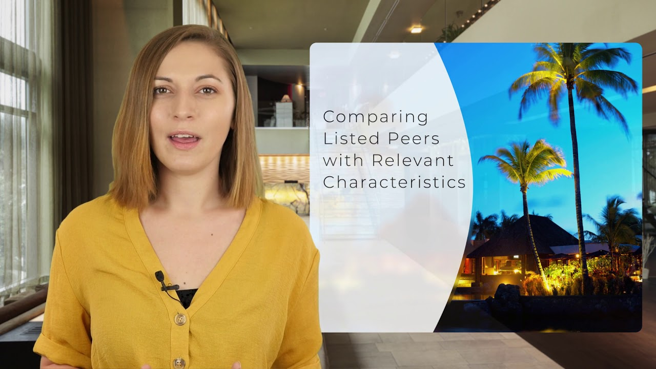 Hotels Valuations Explained - Rodschinson Investment