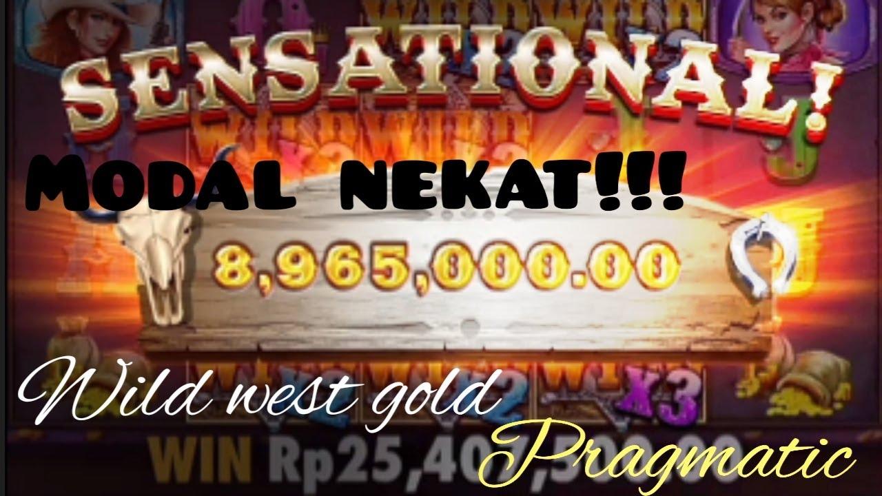 TAHUN BARU REZEKI BARU!!! Wild west gold pragmatic #slot #slotonline #slotjackpots