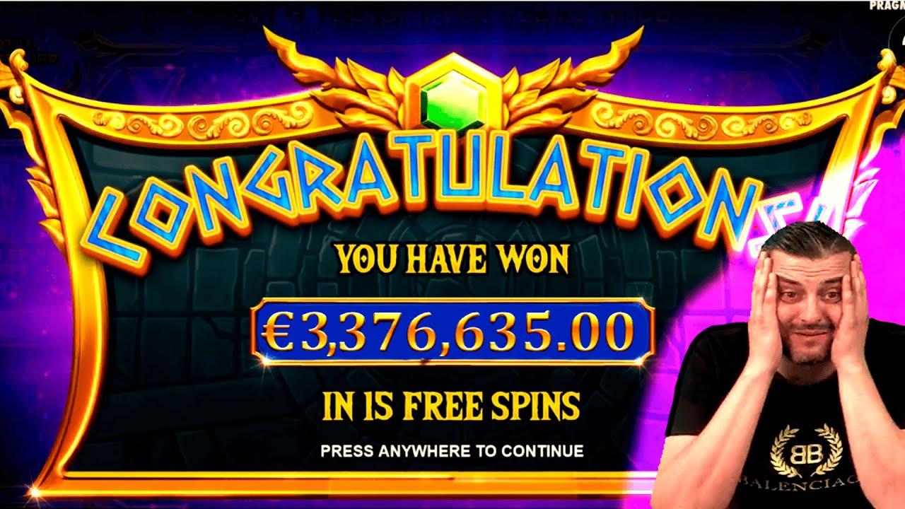 EXTRA BRILLIANT INSANE WIN! on Gates Of Olympus slot - Casino Slots Big Wins